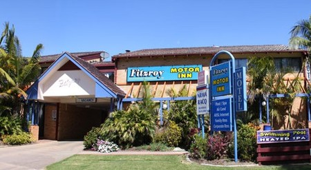Fitzroy Motor Inn - Accommodation Kalgoorlie
