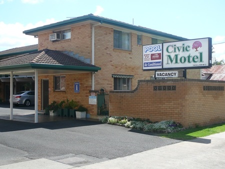 Civic Motel Grafton - Accommodation Kalgoorlie