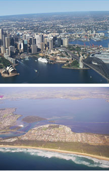 Sydney By Air - Accommodation Kalgoorlie