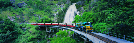 Kuranda Scenic Railway - Accommodation Kalgoorlie