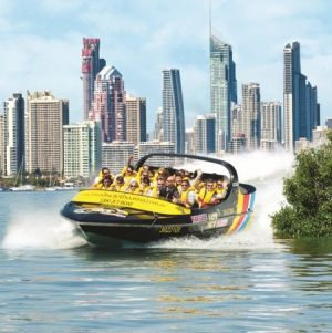Paradise Jetboating - Accommodation Kalgoorlie