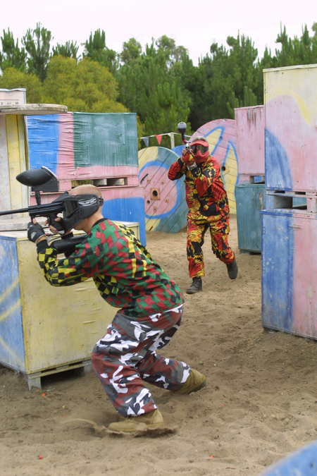 Paintball Skirmish Perth - Accommodation Kalgoorlie