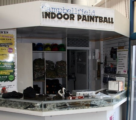 Campbellfield Indoor Paintball