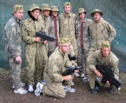 Challenge Paintball  Laser Skirmish - Accommodation Kalgoorlie