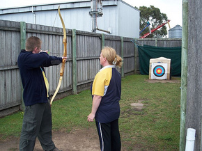 Bairnsdale Archery Mini Golf  Games Park - Accommodation Kalgoorlie