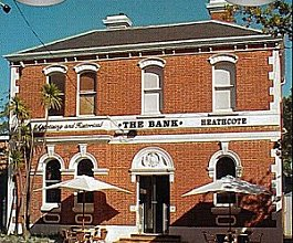 The Bank Heathcote - Accommodation Kalgoorlie