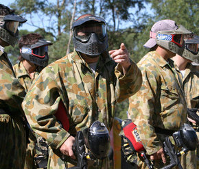 Action Paintball Games - Perth - Accommodation Kalgoorlie