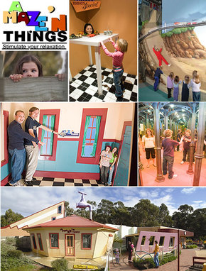 A Maze 'N Things - Accommodation Kalgoorlie