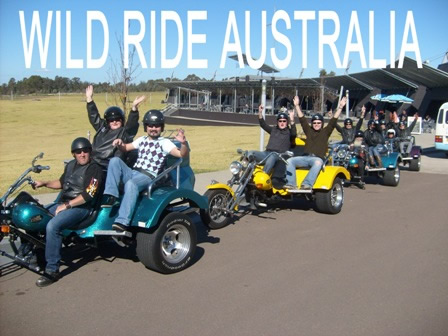 A Wild Ride - Accommodation Kalgoorlie