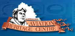 The Australian Aviation Heritage Centre - Accommodation Kalgoorlie