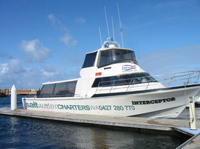 Saltwater Charters WA - Accommodation Kalgoorlie