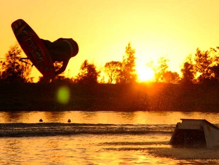 Bonney's WA Water Ski Park - Accommodation Kalgoorlie