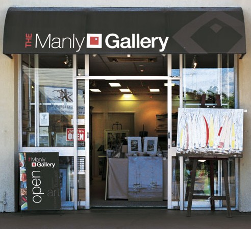The Manly Gallery - Accommodation Kalgoorlie