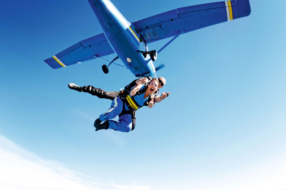 Skydive the Beach and Beyond Yarra Valley - Accommodation Kalgoorlie