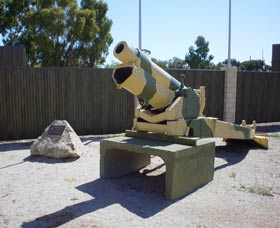 Military Museum Merredin - Accommodation Kalgoorlie