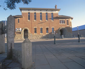 Albany Courthouse - Accommodation Kalgoorlie