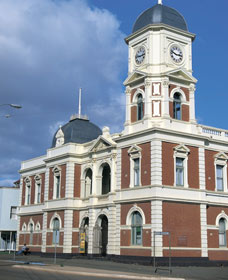 Boulder Town Hall - Accommodation Kalgoorlie