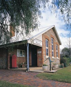 Narrogin Old Courthouse Museum - Accommodation Kalgoorlie