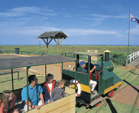 Carnarvon Tramway - Accommodation Kalgoorlie