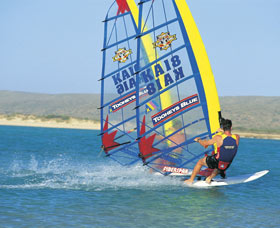Windsurfing and Surfing - Accommodation Kalgoorlie