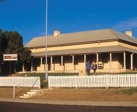 Irwin District Museum - Accommodation Kalgoorlie