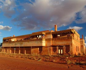 Big Bell Ghost Town - Accommodation Kalgoorlie