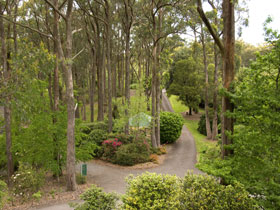 Mount Lofty Botanic Garden - Accommodation Kalgoorlie