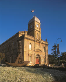 The Albany Town Hall - Accommodation Kalgoorlie