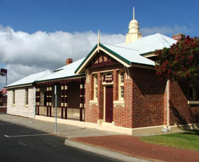 Artgeo Cultural Complex - Old Courthouse - Accommodation Kalgoorlie