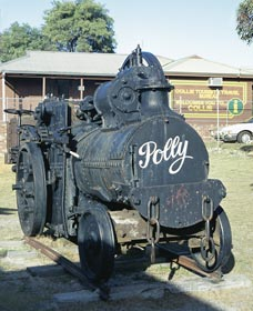 Steam Locomotive Museum - Accommodation Kalgoorlie