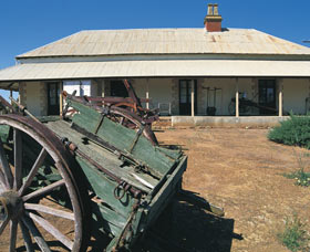 Chiverton House Museum - Accommodation Kalgoorlie