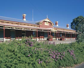 Old Railway Station Museum - Accommodation Kalgoorlie