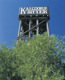 Merredin Railway Water Tower - Accommodation Kalgoorlie