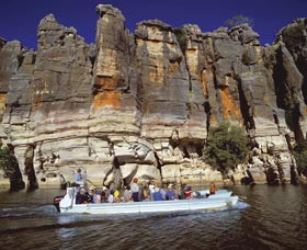 Geikie Gorge - Accommodation Kalgoorlie