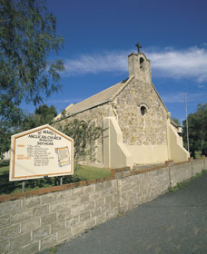 St Mary's Anglican Church - Accommodation Kalgoorlie