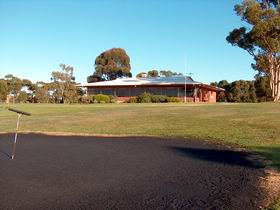 Maitland Golf Club Incorporated - Accommodation Kalgoorlie