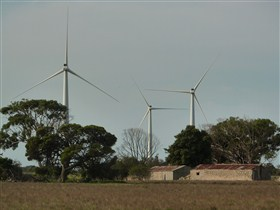 Wattle Point Wind Farm - Accommodation Kalgoorlie