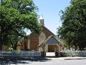 St George Church and Cemetery Tours - Accommodation Kalgoorlie