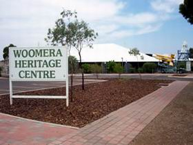 Woomera Heritage and Visitor Information Centre - Accommodation Kalgoorlie