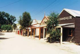 Old Tailem Town Pioneer Village - Accommodation Kalgoorlie