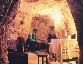 Umoona Opal Mine And Museum - Accommodation Kalgoorlie