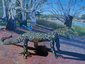 Goanna Hill Gallery - Accommodation Kalgoorlie