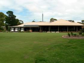 Thaxted Park Golf Club - Accommodation Kalgoorlie