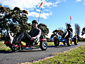 Pedal Buggies Tasmania - Accommodation Kalgoorlie