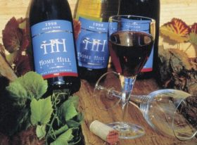 Home Hill Vineyard and Winery Restaurant - Accommodation Kalgoorlie