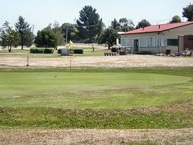 Campbell Town Golf Club - Accommodation Kalgoorlie