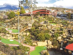 Putters Adventure Golf - Accommodation Kalgoorlie
