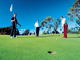 Richmond Public Golf Course - Accommodation Kalgoorlie