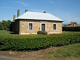 Oatlands Court House - Accommodation Kalgoorlie