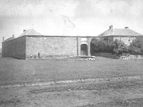 Oatlands Gaol House - Accommodation Kalgoorlie